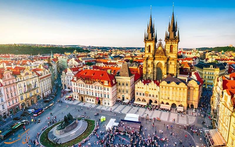 پراگ، یکی از زیباترین شهر های دنیا