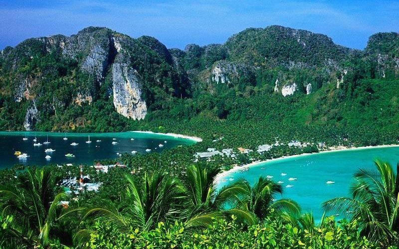 جزایره فی فی تایلند