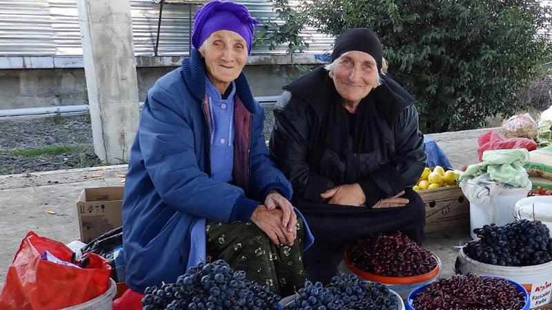 مردم گرجستان