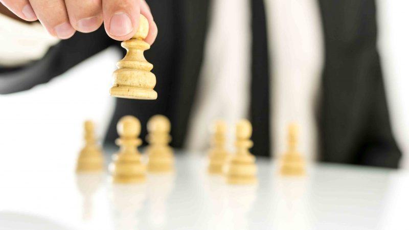 تصمیم گیری استراتژیک