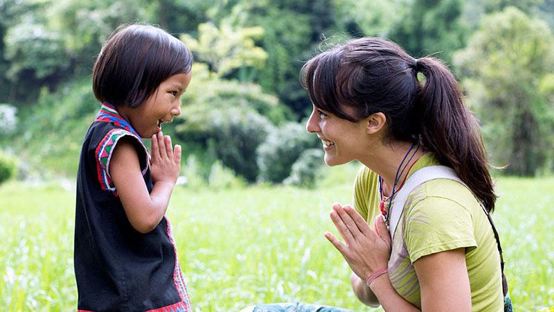 thailand greeting