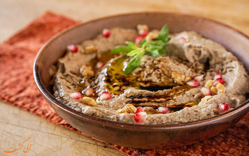 باباگانوش- غذاهای سنتی دبی