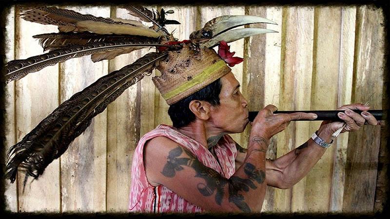 قبیله iban