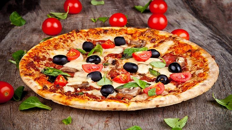 پیتزا ایتالیایی | ایتالیا