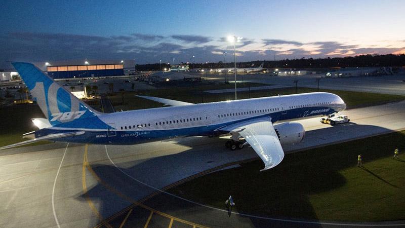 هواپیمای جدید بویینگ
