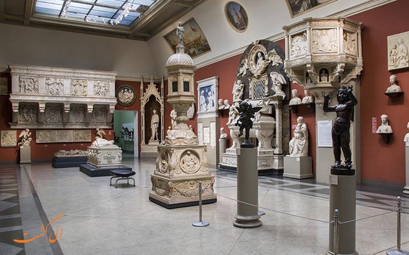 موزه پوشکین از بهترین موزه های مسکو