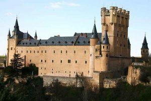 قلعه قصر سگوویا