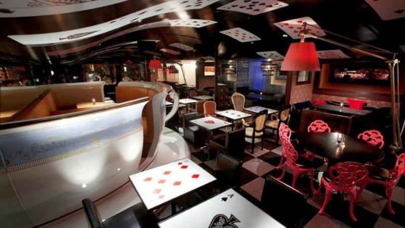 رستوران فانتزی آلیس، شینجوکو