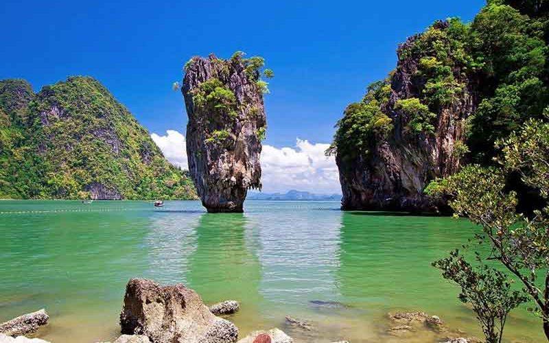 پارک ملی او پهانگ نگا تایلند