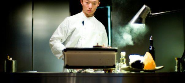 رستوران توکیو