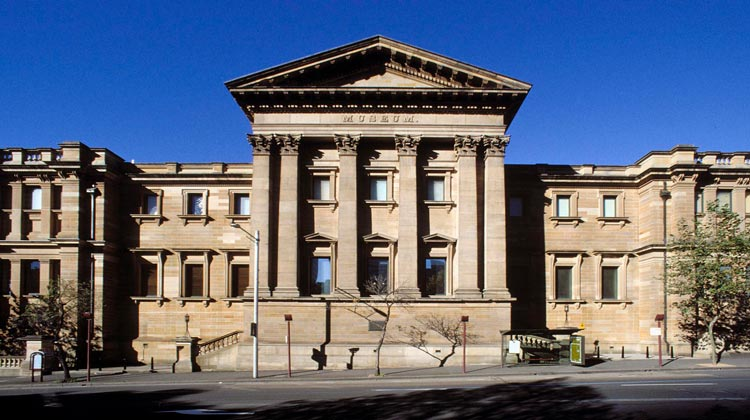 موزه استرالیا - دیدنی های سیدنی