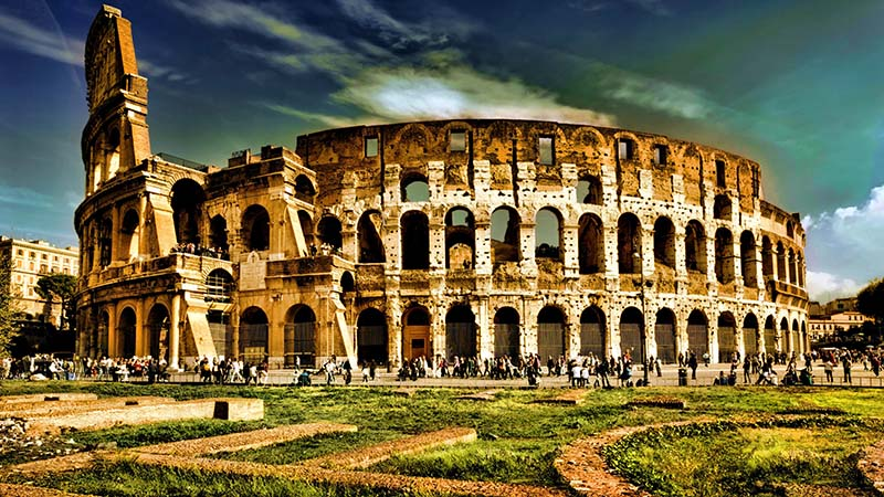 کولوسئوم | ایتالیا