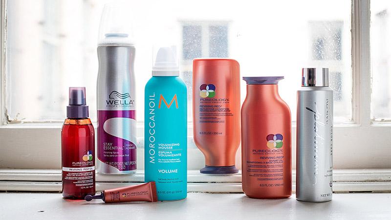 محصولات مراقبت از مو | سفر