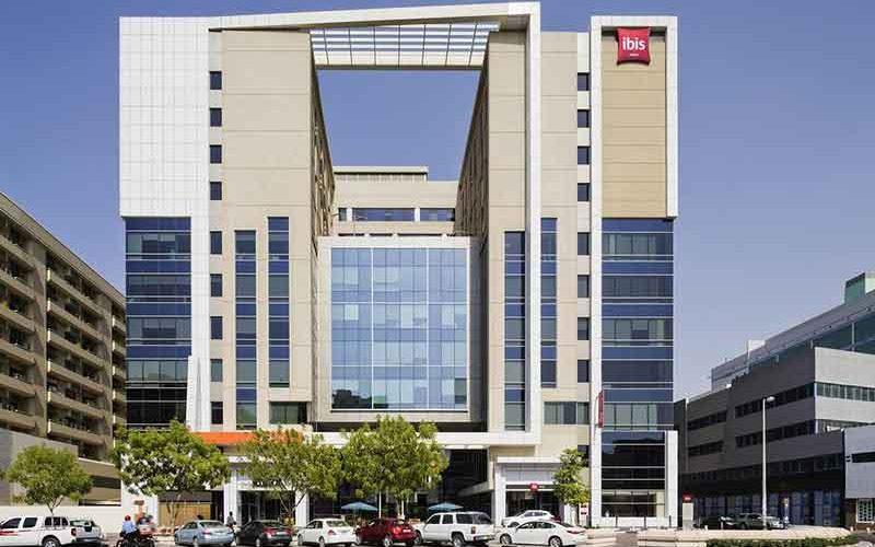 هتل ایبیس الرقه دبی