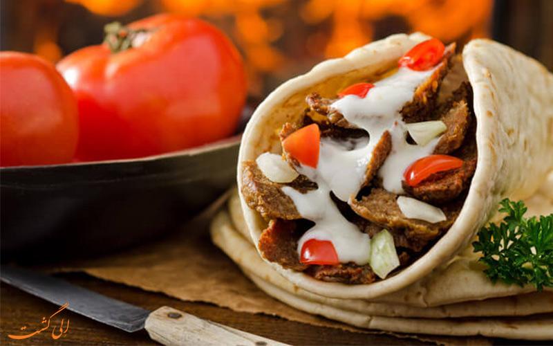 Manousheh- منوشه در غذاهای دبی
