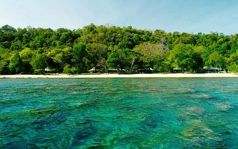 جزیره مویو بالی
