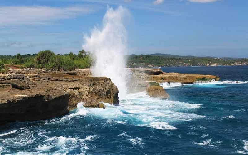 جزیره نوسا لمبونگان