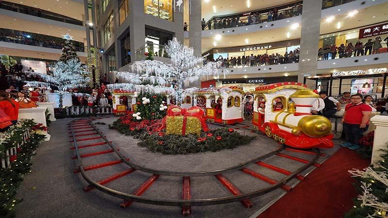 مرکز خرید curve کوالالامپور