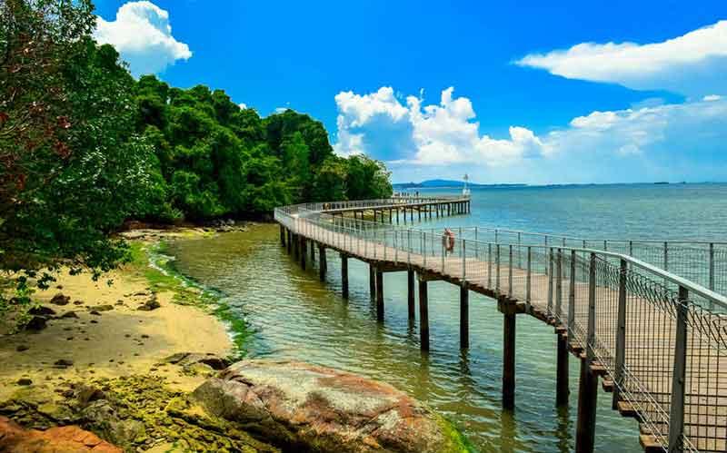 جزیره پولو یوبین