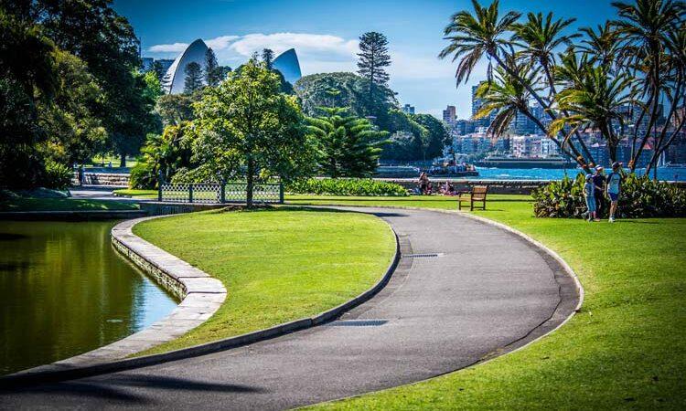 باغ رویال - دیدنی های سیدنی