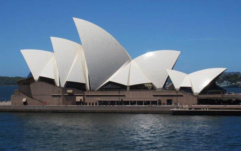خانه اپرا سیدنی