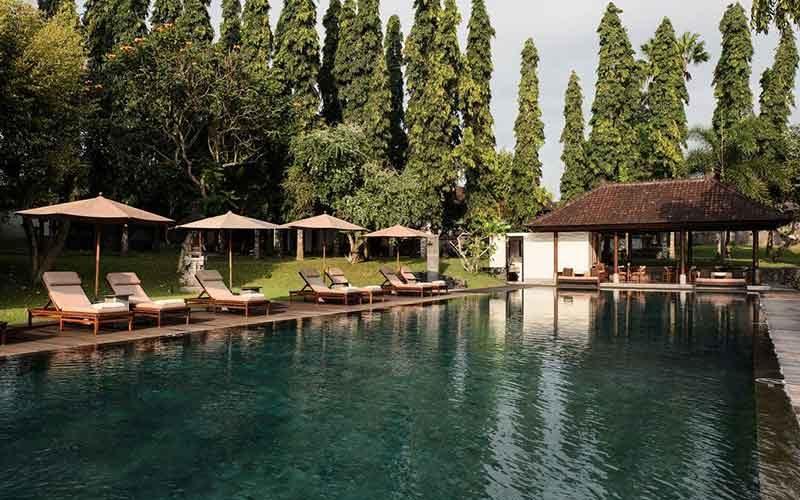 هتل چدی کلاب بالی