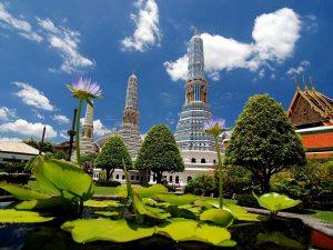 بازدید از باغ پروانه های بانکوک