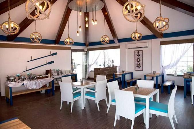 رستوران بوردواک بای فلمبوینت