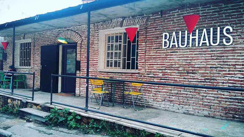 کافه Bauhaus