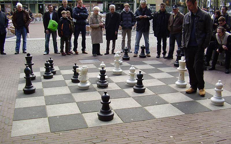 شطرنج ماکس ایوه