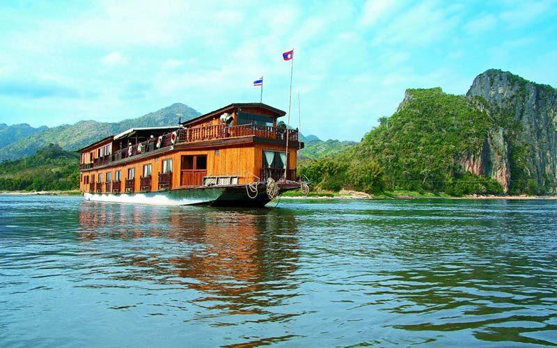 مسافرت از طریق راههای آبی