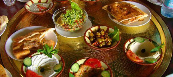غذاهای دبی