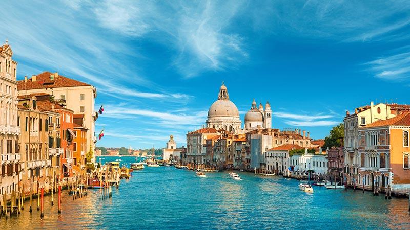 کانال بزرگ ونیز | ایتالیا