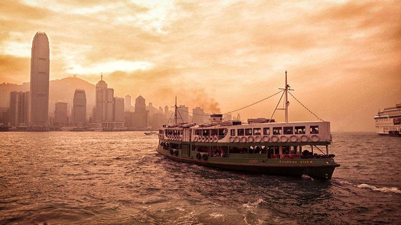 کشتی سواری   هنگ کنگ