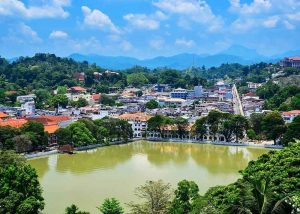 شهر کندی سریلانکا