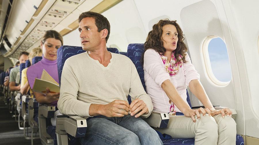 برای آنهایی که از هواپیما می ترسند!