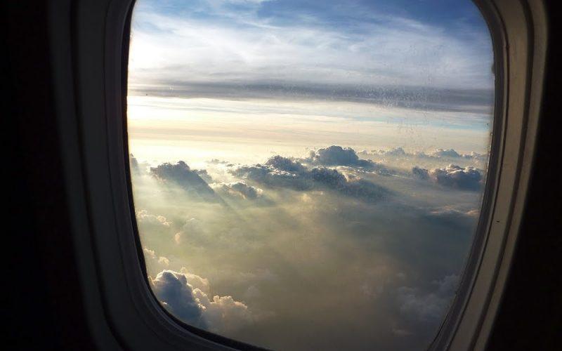 پنجره های هواپیما