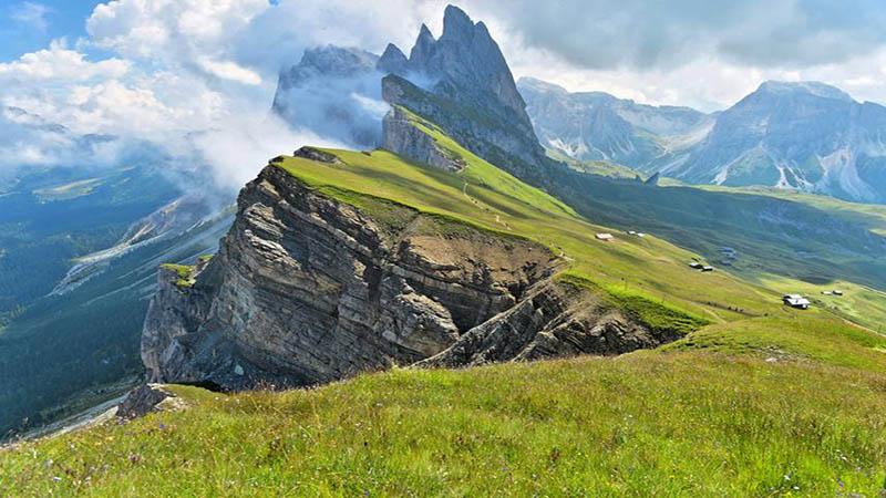 کوه اودل ایتالیا