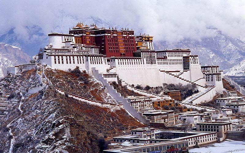 قصر پوتالا چین