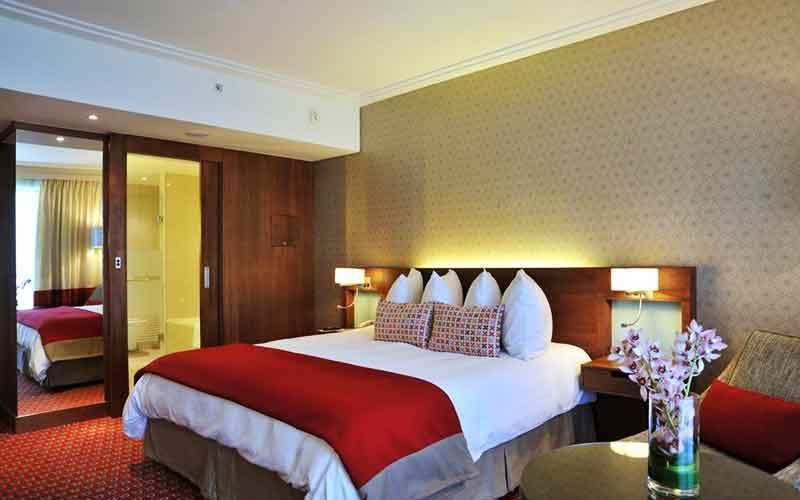 اتاق هتل آفریقای جنوبی