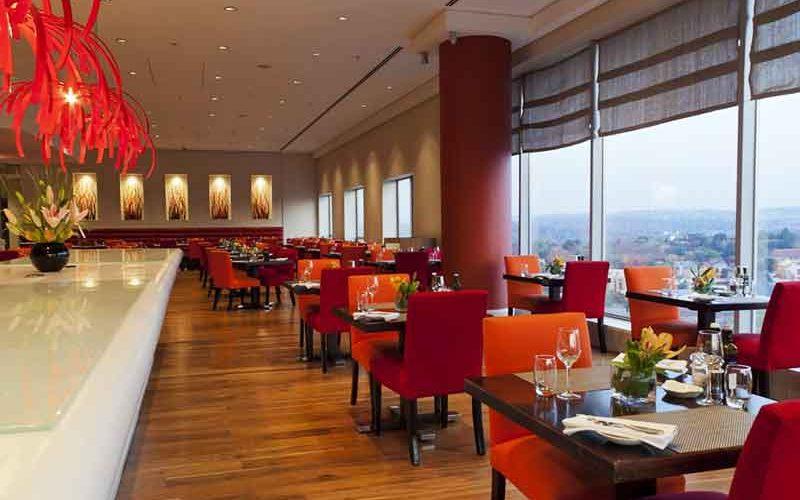 رستوران هتل آفریقای جنوبی