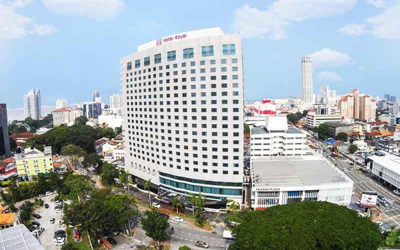 هتل Royal پنانگ