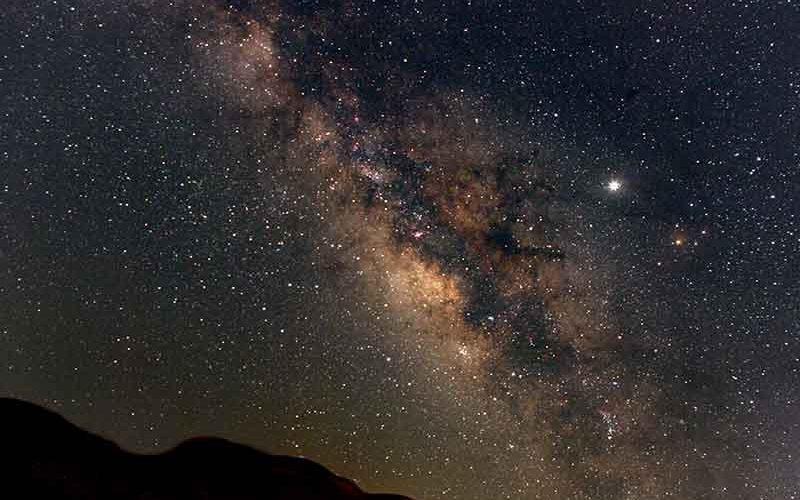 تماشای ستارگان در رصدخانه آفریقای جنوبی