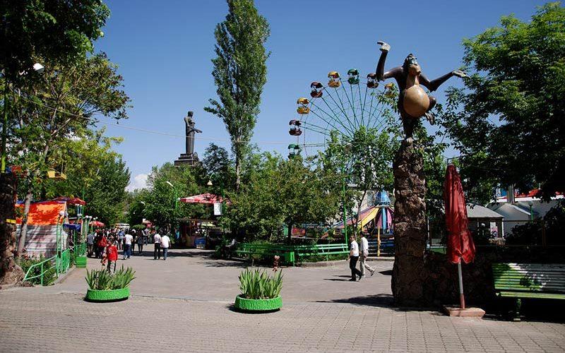 پارک ویکتور ایروان