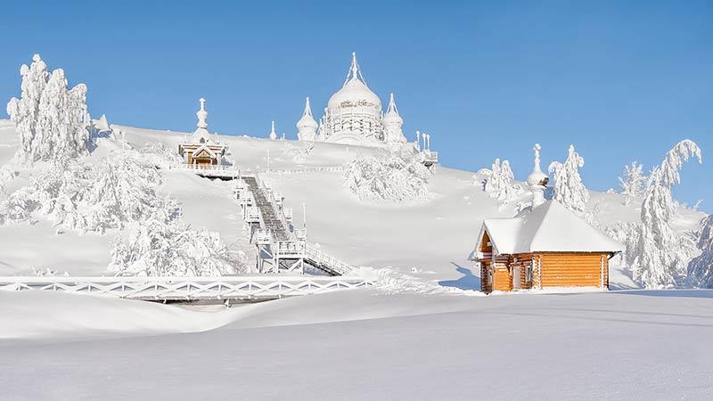 زمستان روسیه