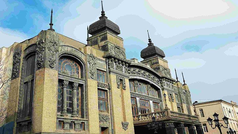 موزه ی باکو