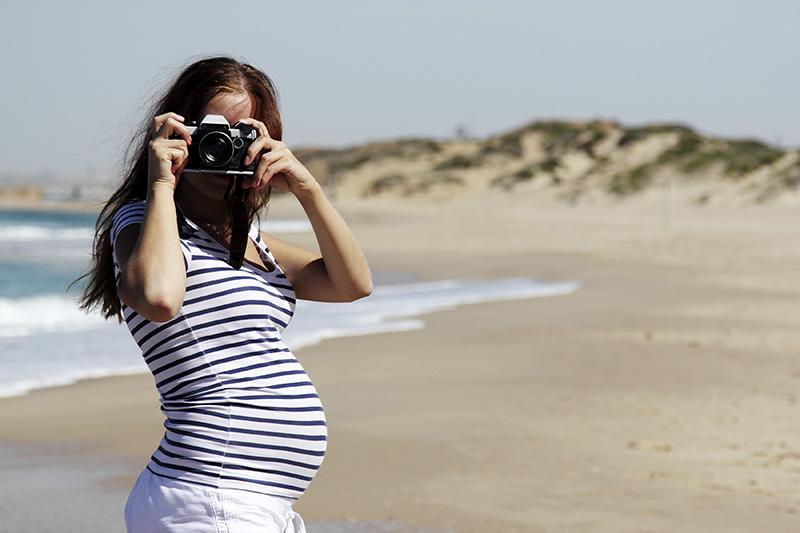 شنا در دوران بارداری   سفر