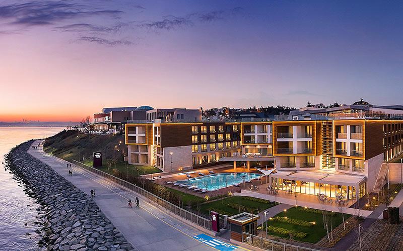 هتل های نزدیک میدان تکسیم