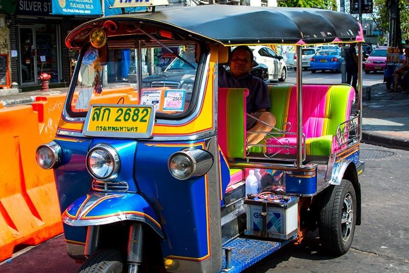 تاک تاک | تور بانکوک