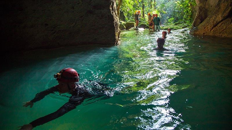 غار Actun Tunichil Muknal
